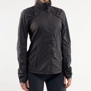 Lululemon run essential jacket black, 4